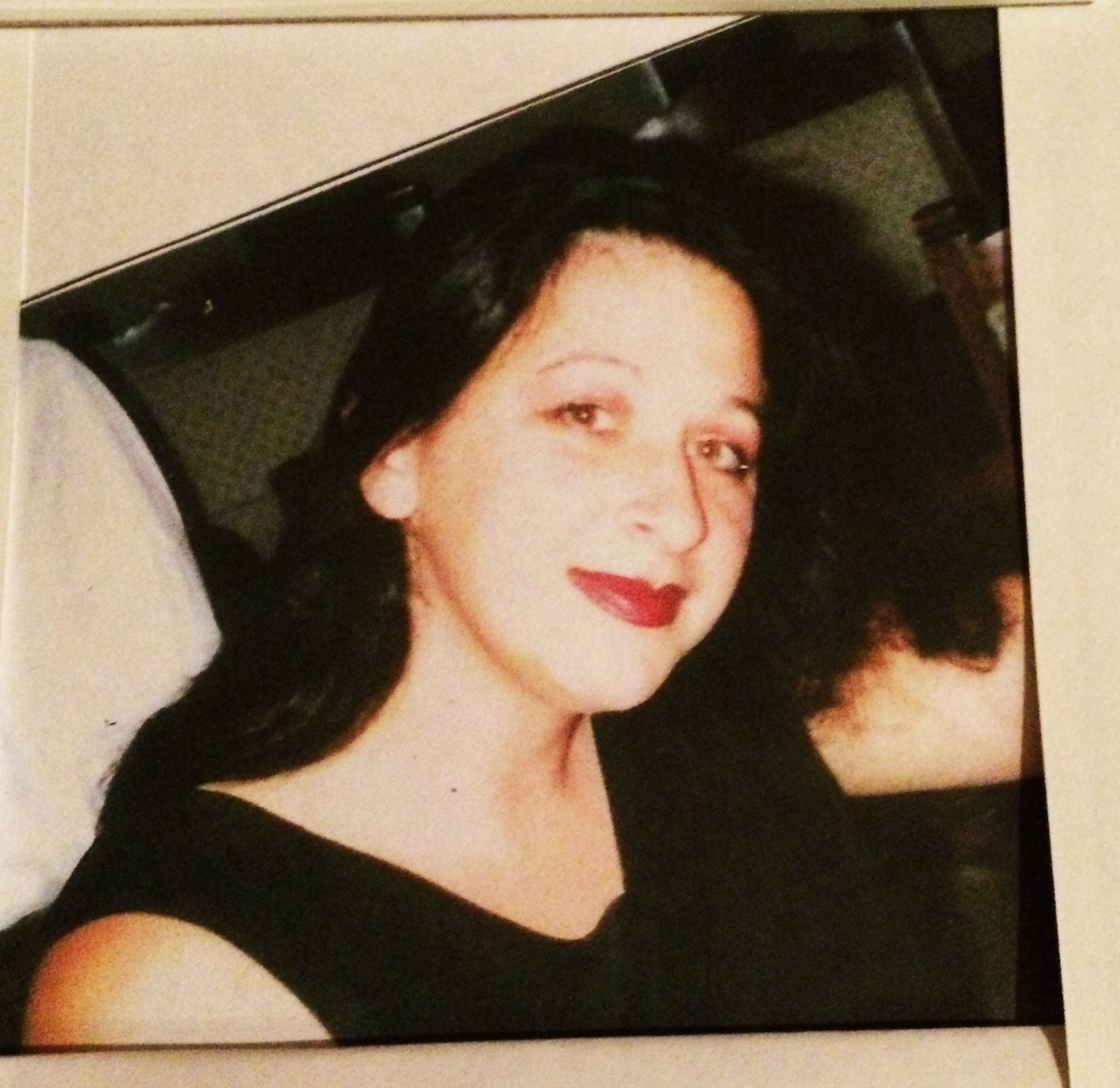 Luis' daughter, Liza