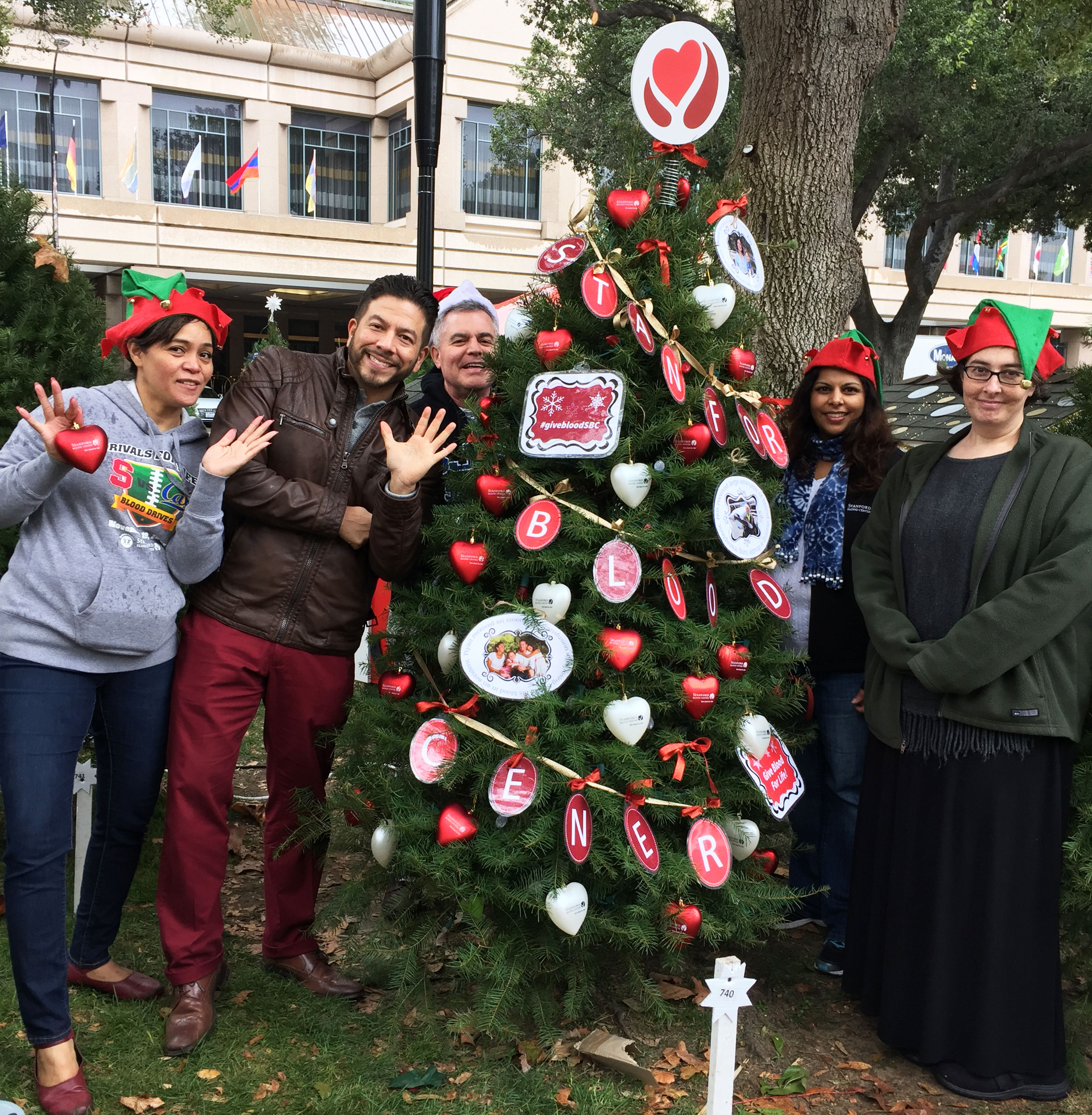 Group with SBC tree