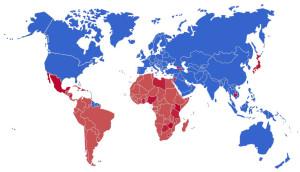 GBF service map