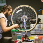 Good Karma Bikes staff