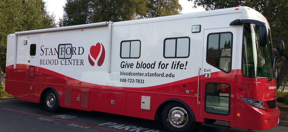 SBC's new bloodmobile