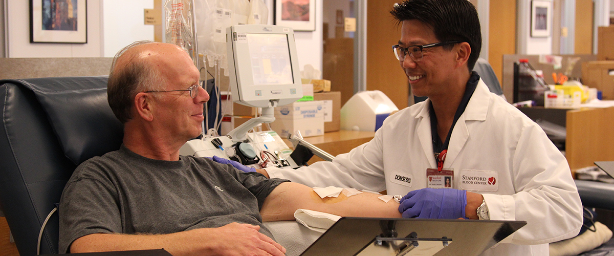About Stanford Blood Center