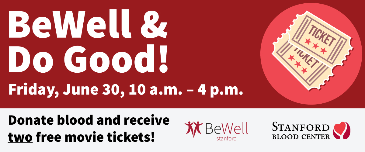 BeWell@Stanford Banner
