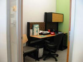 Medical History room