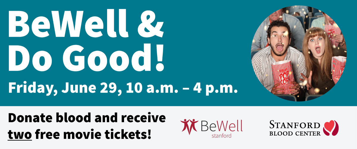 BeWell and Do Good when you donate blood