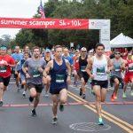 Summer Scamper runners