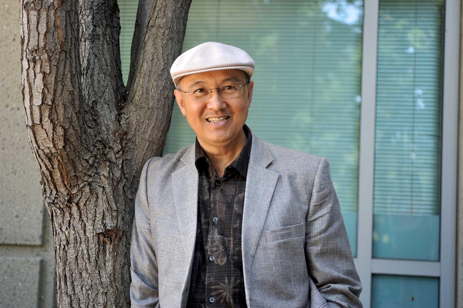 Kelvin Yu blood recipient