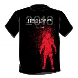 Rivals for Life 2018 T-shirt