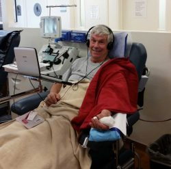 Stan-Jensen-Donating-Platelets
