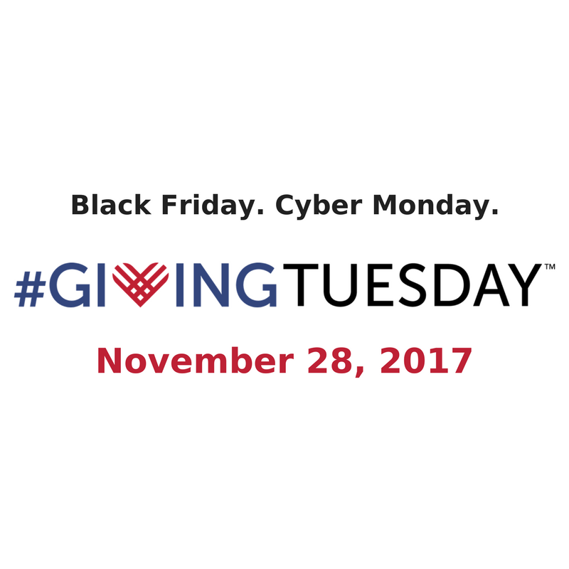 2017 #GivingTuesday