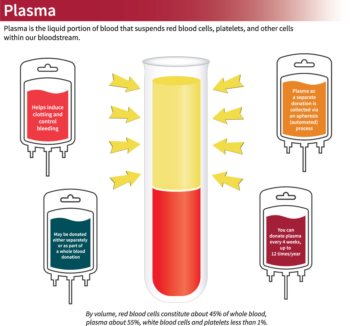 Types of Blood Donations – Stanford Blood Center