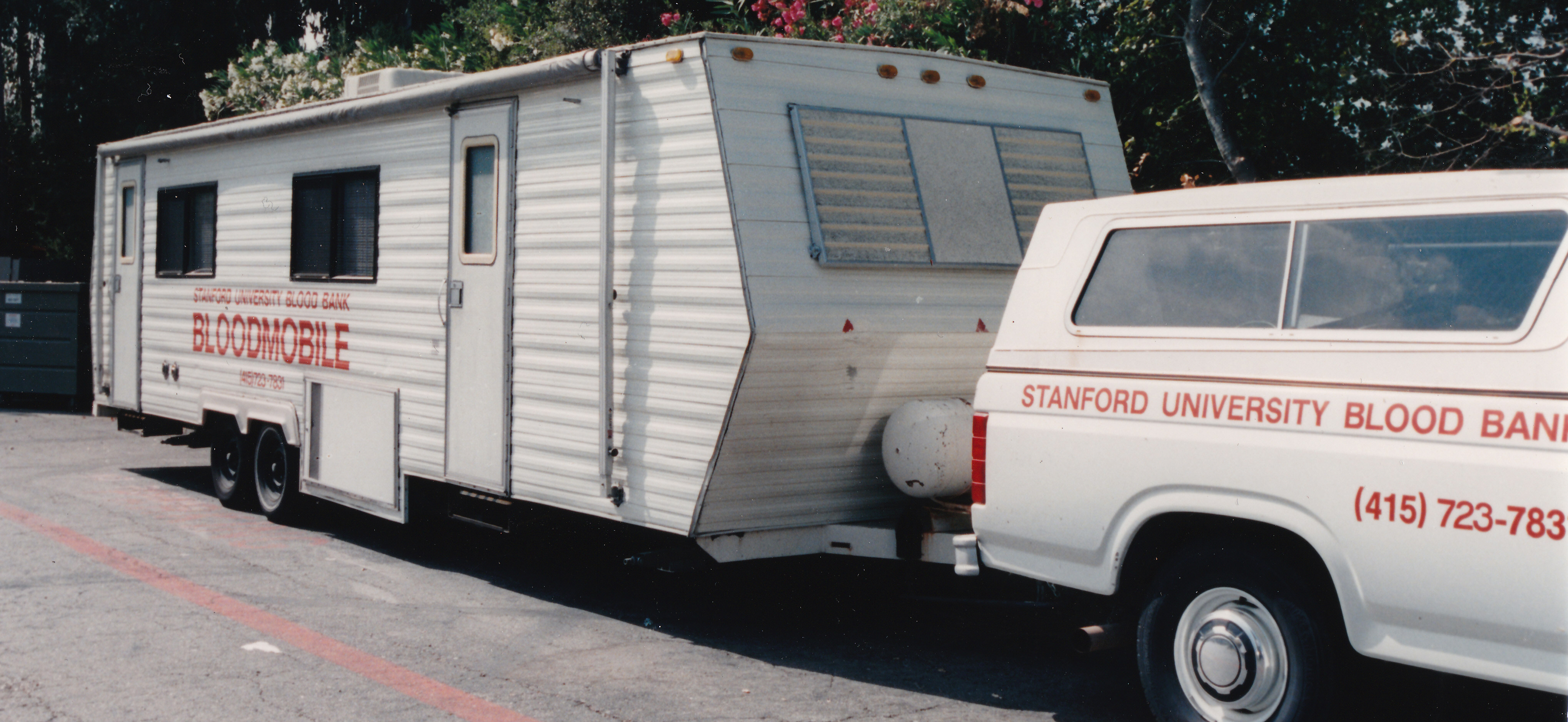 Original SBC bloodmobile