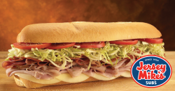 Donate blood in June for a free Jersey Mike's Sub
