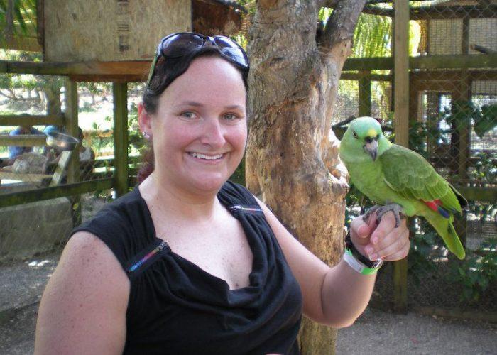 Volunteer, Heather McKelvy