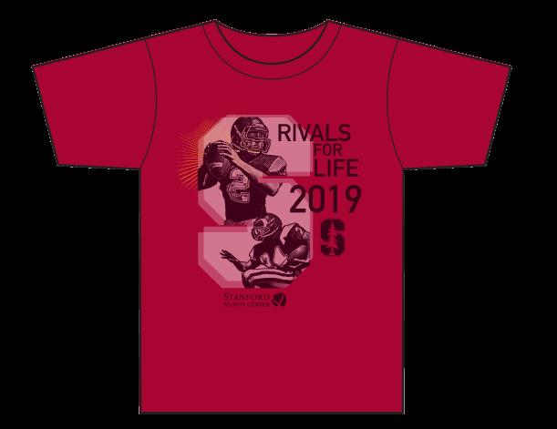 Rivals t-shirt 2019