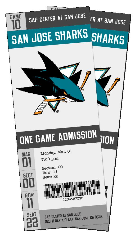 Mock Sharks tickets