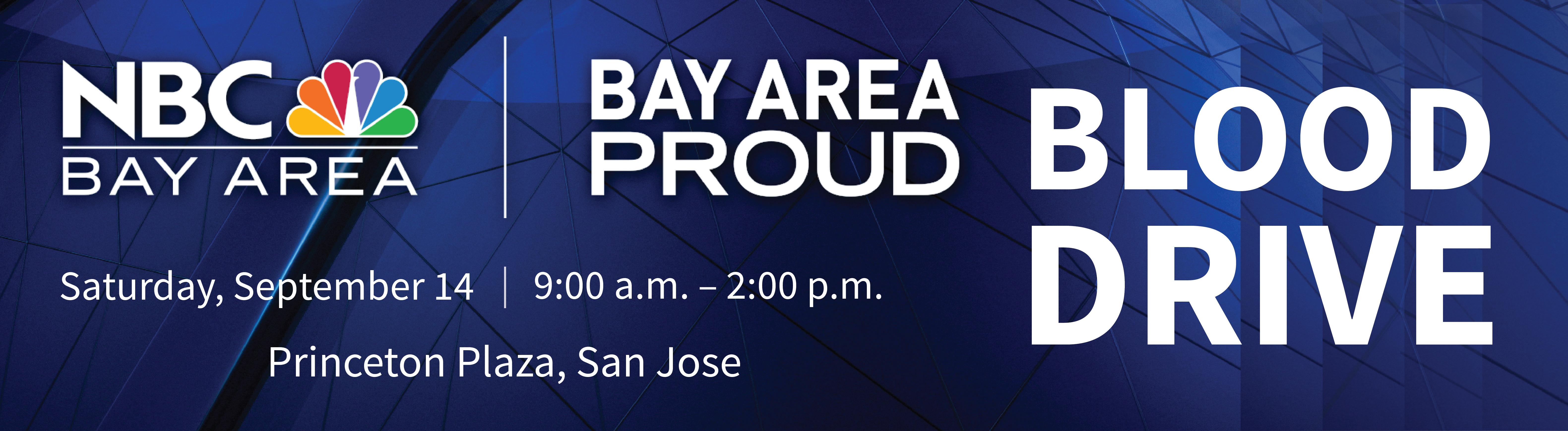 NBC Bay Area Proud Blood Drive