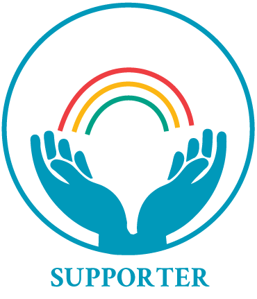 supporter graphic