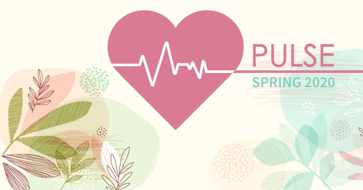 Spring 2020 PULSE logo