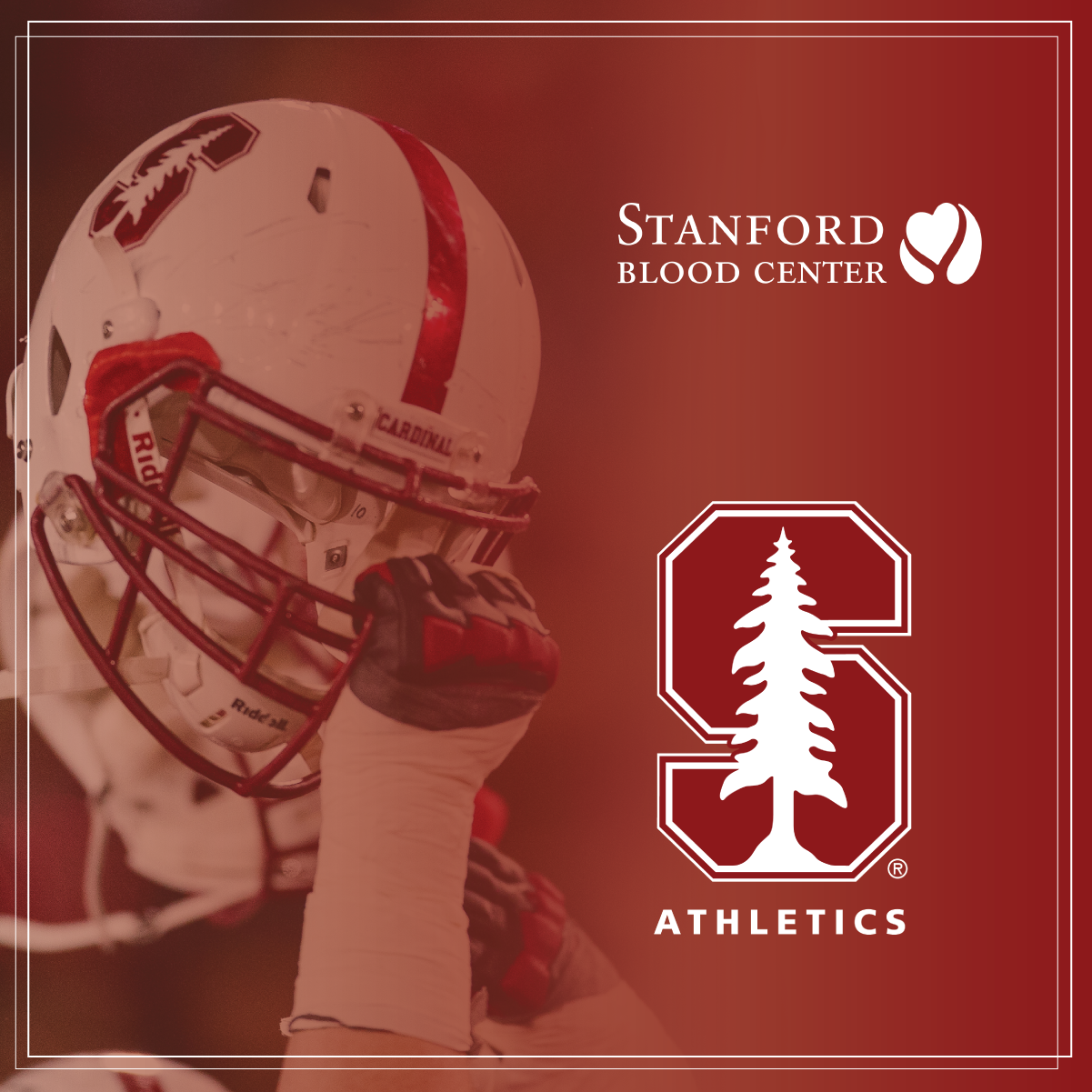 Donate blood in July or August and you'll receive FOUR free tickets to a select Stanford Athletics event!