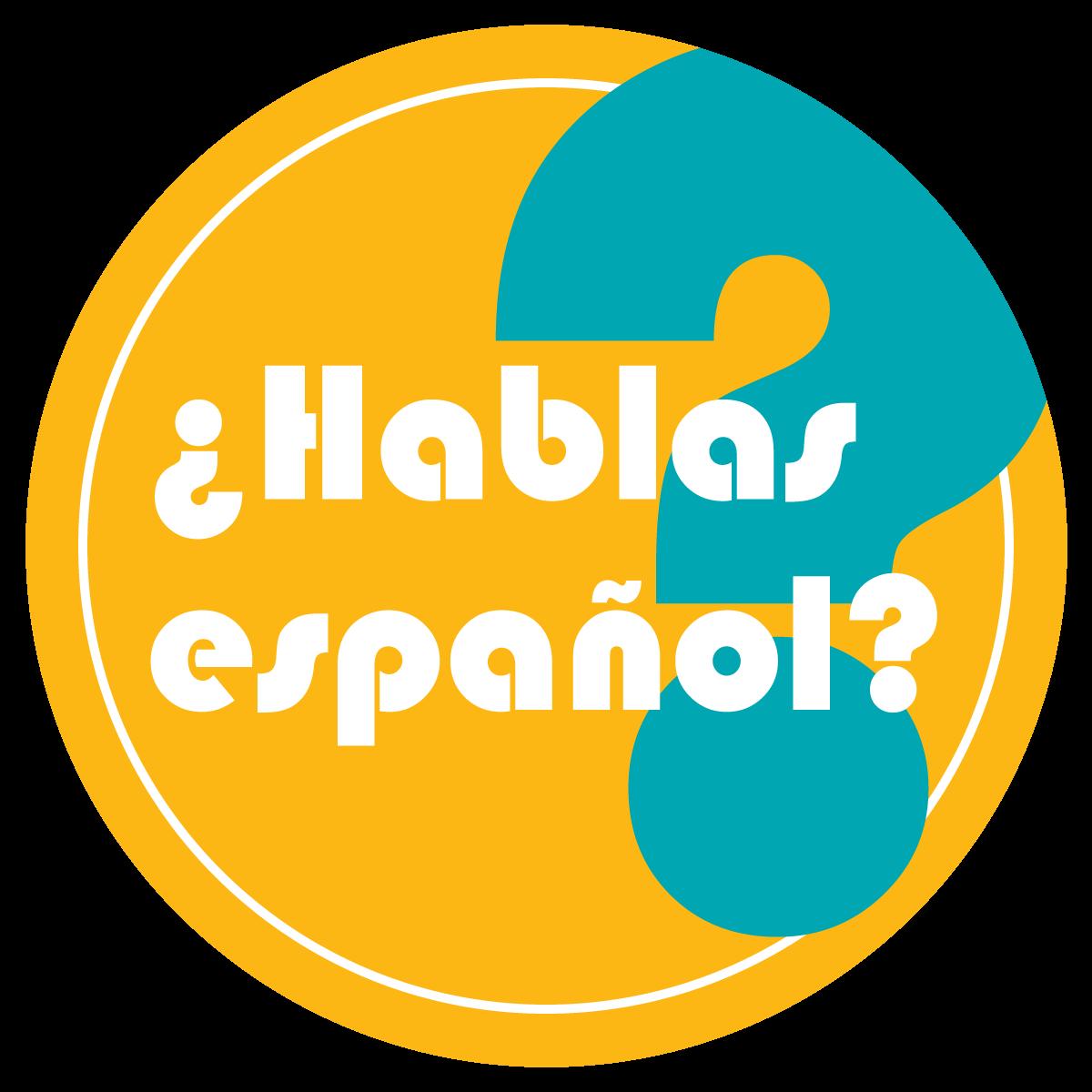 Spanish graphic