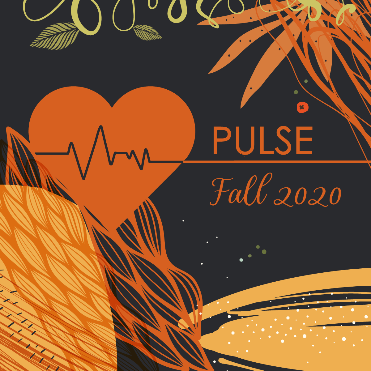 Fall 2020 PULSE logo