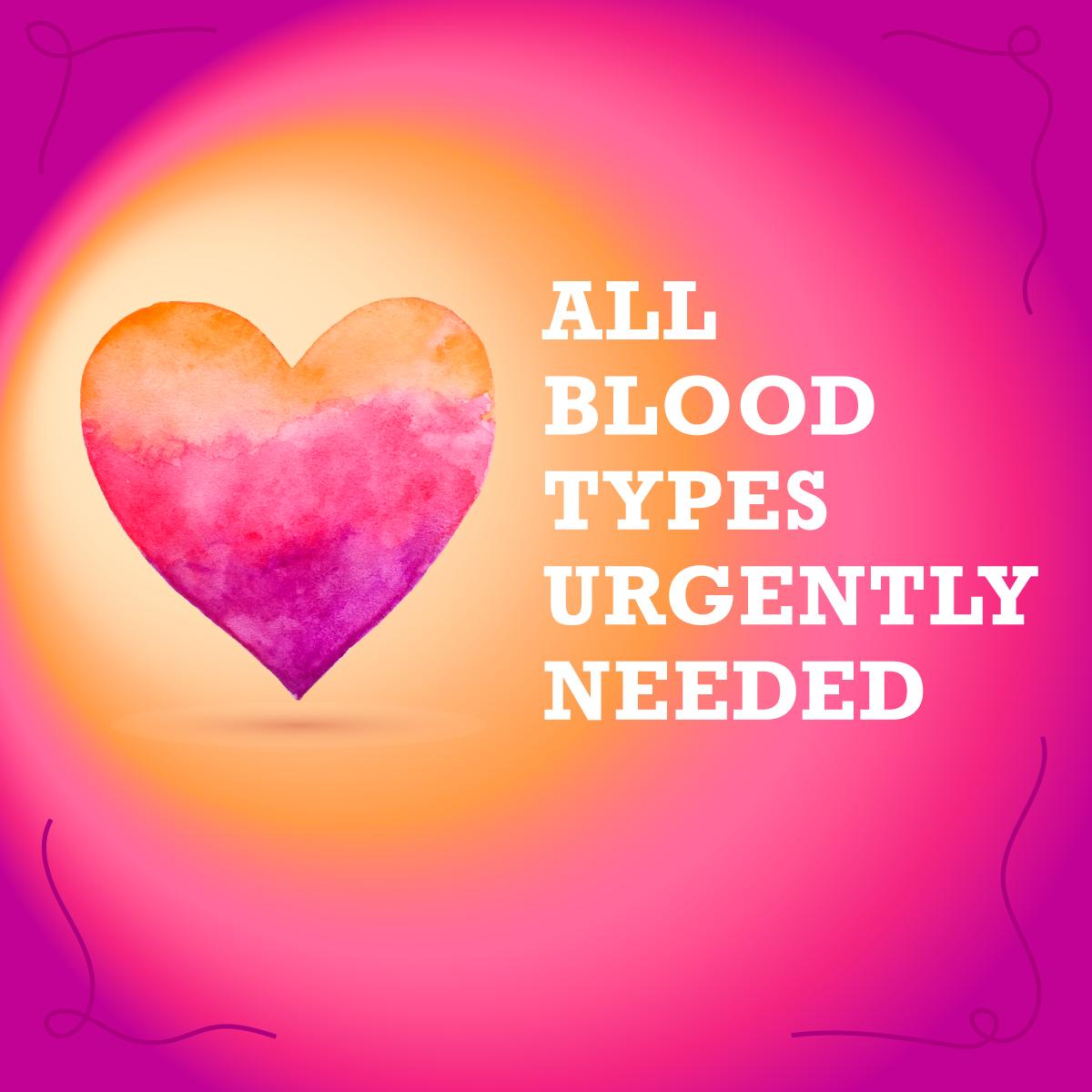 Immediate Need