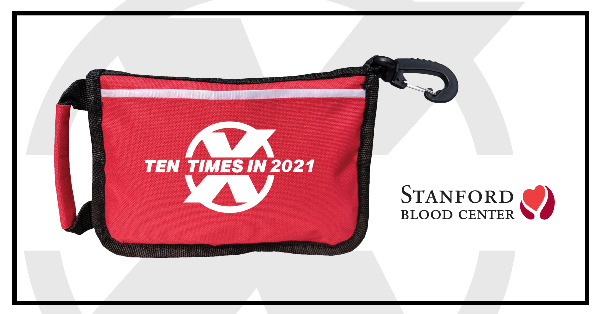 2021 Ten Times Club Gift