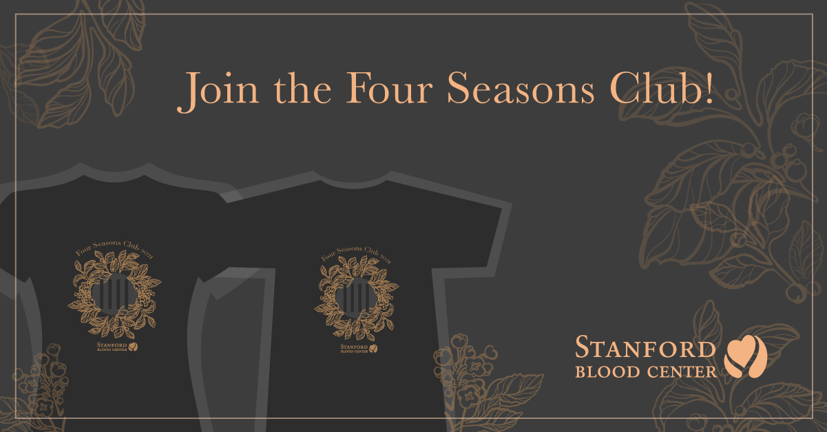 Four Seasons Club 2021 shirt