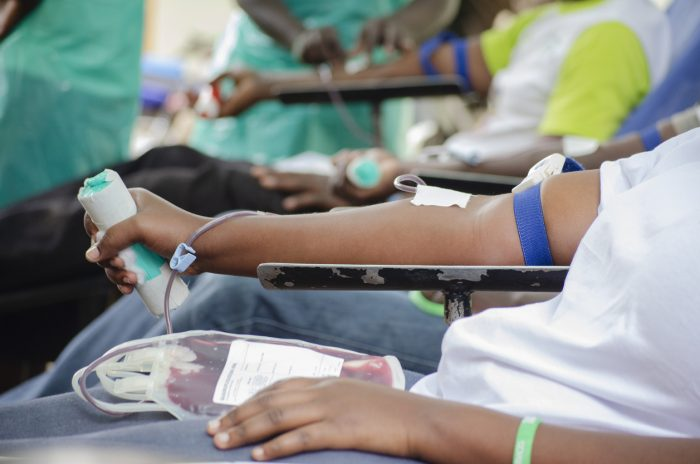 donors in Uganda